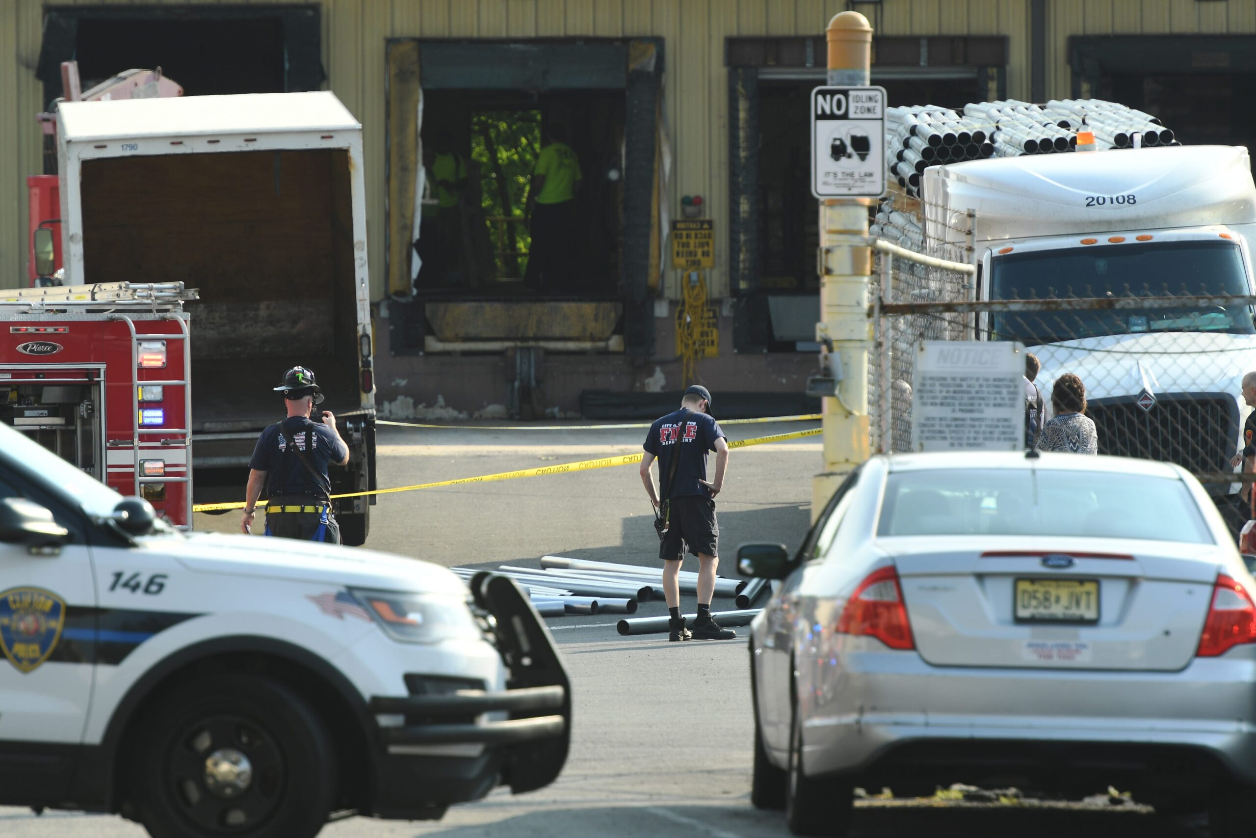 Man dies in Clifton industrial accident at warehouse on Allwood Road